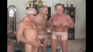 gay black guy giving to old men 17 min